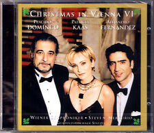 Placido DOMINGO CHRISTMAS IN VIENNA 6 Patricia KAAS Alejandro FERNANDEZ CD VI
