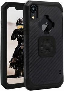Rokform iPhone XR Rugged Phone Case Black