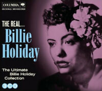 Billie Holiday : The Real Billie Holiday CD 3 discs (2011) ***NEW*** Great Value