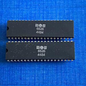 MOS 6526 IC CIA  für Commodore C64 / SX64 / C128 / VC20  44 84