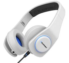 BLAUPUNKT BPA-505A On-Ear Headphones with mic - White - Reduced