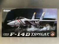 Great Wall Hobby L7203 1/72  F-14D VF-2 TomCat