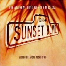 Sunset Boulevard - Original London Cast (NEW 2CD)