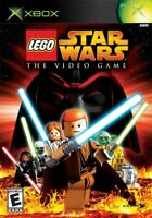 LEGO Star Wars: The Video Game - Original Xbox Game