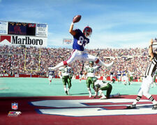 Buffalo Bills Classic ANDRE REED TOUCHDOWN 1990 Rich Stadium POSTER Print