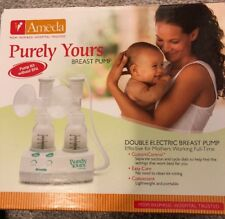 Ameda Purely Yours, Double Electric Breast Pump - Plus Travel Car Adapter