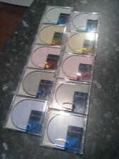 10 TDK MusicJack74 Minidiscs