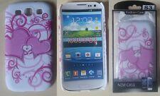 Silikon-Tasche/Silikonhülle für Samsung Galaxy S3, Fashion Case, neu