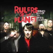 Rullers of the Planet - Disco Boogie for Death Rockers (LP Vinyl)  NEW