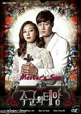 The Master's Sun Korean Drama (4DVDs) Excellent English & Quality!