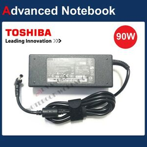 Genuine Toshiba Satellite L750 L750D L850 L850D 90W Laptop Charger AC Adapter