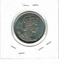 2002 Canada Brilliant Uncirculated 50TH Anniversary Commemorative 50 Cent Coin