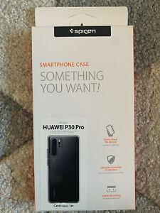 Huawei P30 Pro Case, Spigen Liquid Crystal Flexible Clear Cover - Crystal Clear