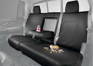 Genuine Honda 2nd Row Seat Cover Fits: 2017-2021 Ridgeline
