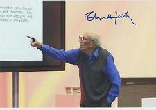 "Edmond Fischer ""Nobelpreis Medizin 1992"" Autogramm signed 20x30 cm Bild"