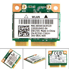 Mini Wifi Wireless Intel Qualcomm Atheros QCWB335 Card CN-0C3Y4J For Dell DW1705
