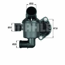 Integral Thermostat - MAHLE TI 35 87 - Quality MAHLE - Genuine UK Stock