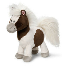 NEW PLUSH SOFT TOY NICI Horse Club - Standing Brown Poonita Pony Horse - 35cm