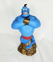 Vintage Rare 1993 Mattel  Disney Aladdin Genie Bank
