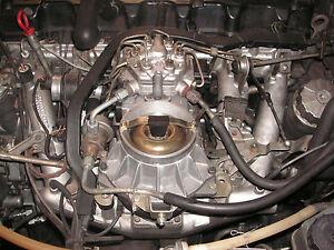 Mercedes Mengenteiler Luftführungsgehäuse Klappenst R 107 AMG  3.2  / Brabus 3.6
