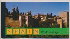 LN68636 United Nations Spanish monument prestige booklet MNH