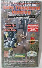 Safe Treestand Hunting VHS New Myles Keller Remington Warren Sweat Bear River