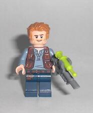 LEGO Jurassic World - Owen Grady - Minifig Figur Dino Dinosaurier Lockwood 75930