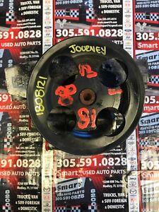 2011 2017 DODGE JOURNEY POWER STEERING PUMP ASSY OEM 68067885AA