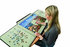 Jigsaw Puzzle Storage QUALITY Board Portable Safe Holder 1000 Pieces Carry Case