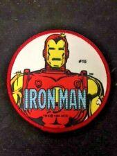 1984 Marvel Comics Iron Man Patch
