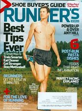 2014 Runner's World Magazine: Matt Elliott's Secrets of Success/Shoe Guide/Hills