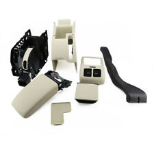 OEM Beige FAW 898 207 95T Center Console Armrest Kit for Jetta MK5 Golf MK6 VW