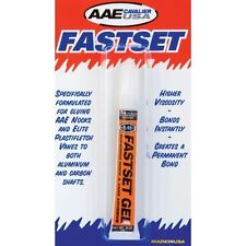 Arizona Aae Fastset Colla Gel 3g Tube per Vanes secondi colla