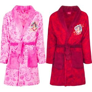 Girl Bathrobe Children Elena From Avalor Cuddly Soft 98 104 110 116 #201