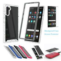 For Samsung Galaxy Note 10 9 Plus Shockproof Hybrid Rubber Impact Case Cover
