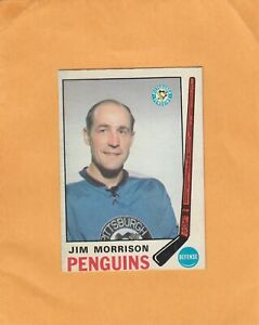 1969-70 O PEE CHEE JIM MORRISON NO:156 Ex mint cond    see scan   LOT 46   a