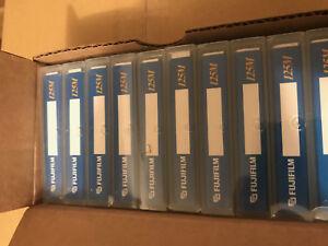 26047300 Lot of 10 New FujiFilm DDS-3 DAT 125M 4mm 12/24GB tape Data Cartridges