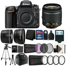 Nikon D750 24.3MP Digital SLR Camera + 32GB Top Accessory Kit No Wifi