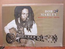Vintage Bob Marley Redemption Song Poster 12471