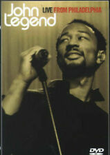 Live From Philadelphia 0886971122893 With John Legend DVD Region 1