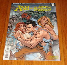 Ash vs Army of Darkness #0 J Scott Campbell 1:50 Variant Edition 1st Print