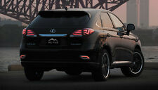 JDM METEO 2009-2014 Lexus RX270 RX350 RX400h  LED Tail Lamp Rear Light Cluster