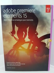 Adobe Premiere Elements 15 Retail Box | 65273853