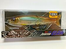 58021) GAN CRAFT Ayuja Jointed Claw 128F IREGUI 1091 Limited color # Native Shad