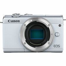 Canon Eos M200 Mirrorless Digital Camera (Body Only) (White)