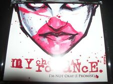 My Chemical Romance I'm Not Okay (I Promise) Rare Australian CD Single