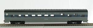 "HO 72 Ft Pass. Pullman Sleeper, RTR Southern Pacific ""Lark"" Grays (1-994)"