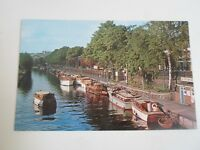 Vintage Postcard THE YACHT STATION NORWICH - Unposted  §A727