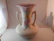 """Vintage Hull Vase Camellia , Open Rose 9""""  1943"""