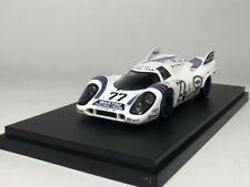 ixo 1:43 Porsche 917K Le Mans 1971 Martin Racing- Team Diecast car model